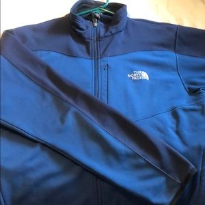 Lightweight North Face Zipper Jacket